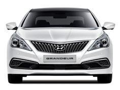 Hyundai Grandeur (HG) '2014–16