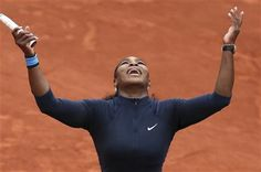 Serena Williams pulls out tough French Open quarterfinal win