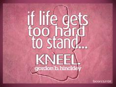 When in doubt, Pray! AMeN!