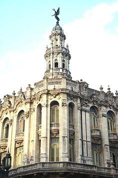 Gran Teatro, La Habana, Cuba