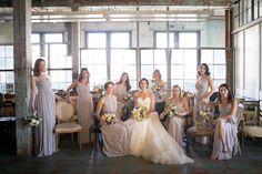 Metropolitan Building, Long Island City, Wedding, Shira Weinberger Photography, Table Decor, Lighting, Floral, Luxury, Wedding Design, Wedding Inspiration, Wedding Ideas, Details, New York City Venue, Wedding Shoes, Wedding Dresses, Creative Portraits