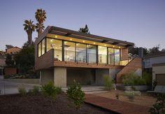 Morris House | Martin Fenlon Architecture; Photo: Eric Staudenmaier | Archinect