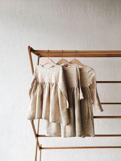 Linen dress girl children's clothing Source by Kids Outfits Girls, Girl Outfits, Girls Dresses, Toddler Outfits, Toddler Fashion, Kids Fashion, Fashion 2017, Toddler Dress, Kids Wear