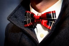 every man should find an occasion to wear a bow tie!