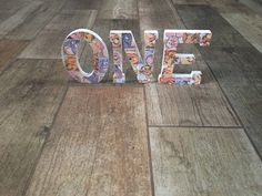 WINNIE THE POOH first birthday, Wooden baby nursery letters, Winnie the Pooh birthday party, First birthday letters, Baby shower centerpiece by FashionMiaName on Etsy https://www.etsy.com/listing/576249266/winnie-the-pooh-first-birthday-wooden