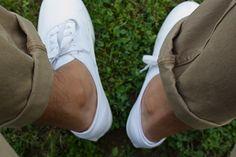 Trip tennis shoes