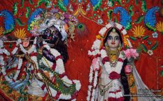 To view Radha Parthasarathi Close Up Wallpaper of ISKCON Dellhi in difference sizes visit - http://harekrishnawallpapers.com/sri-sri-radha-parthasarathi-close-up-iskcon-delhi-wallpaper-001/