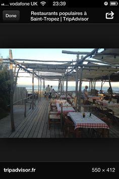 Great Restaurant in S Tropez - Les graniers st tropez