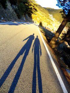 """camino de """"Cortals"""" Andorra"""