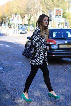 #Zebra #Coat  #