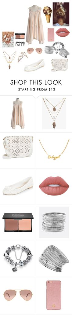 """""""ice cream date"""" by asoles2011 ❤ liked on Polyvore featuring Burton, Chicwish, Under One Sky, New Look, Lime Crime, blacklUp, Avenue, Miss Selfridge, Ray-Ban and Tory Burch"""