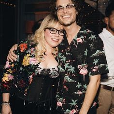 Matthew Grey Gubler and Kristen Vangness/ Garcia and Reid How great would they be in real life?!?!