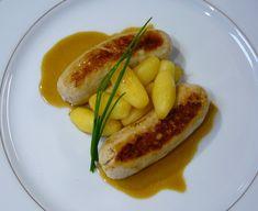 Homemade Saucisson: Boudin Blanc