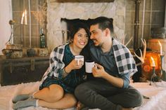 Bring on the snuggle weather. <3  Photo: Air Balloon Project HMUA: Agbay Joseph Styling: First of April     #engagementshoot #cebuengagementshoot  #prenup #cebuprenup #weddingsph #engagement #cebuengagement #bridesph #weddings #cebuweddings #cebustylist #love #passion #firstofaprildesigns #firstofaprilcebu #FOAprenup #firstofapril