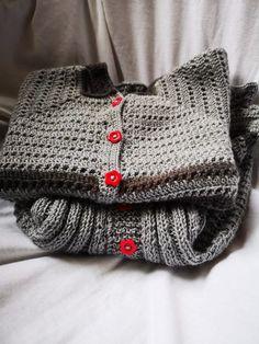 Rochita cu cardigan - GRI Cardigan, Sweaters, Fashion, Moda, Sweater, Fasion, Pullover, Fashion Illustrations