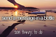 I want to ..