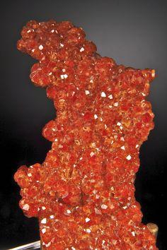Spessartine Garnet - from Tongbei, Yunxiao County, Zhangzhou Prefecture Fujian, China