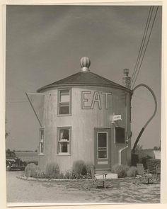 Coffee Pot Restaurant, Indiana 1939