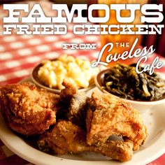 The famous Loveless Cafe fried chicken recipe...