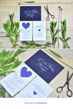 Wedding invitations by Love Prints / find us on…