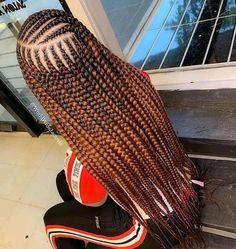 Braided Cornrow Hairstyles, Feed In Braids Hairstyles, Braids Hairstyles Pictures, Black Girl Braids, Braided Hairstyles For Black Women, Braids For Black Hair, My Hairstyle, Girls Braids, Hair Pictures