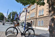 Slovenj Gradec Brain, Cycling, Street View, The Brain, Biking, Bicycling, Ride A Bike, Riding Bikes, Cycling Gear