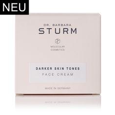 Face Cream Darker Skin Tones) Box