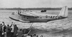 On 21 January 1940, two Short S30 Empire Class flying boats Cabot and Caribou) arrived at Invergordon, Scotland. They were detached to Norway to carry out trials on an early form of Air to Surface Vessel (ASV) radar used by aircraft to locate ships and submarines. Caribou was attacked and sunk, by German aircraft, whilst disembarking at an RAF radar unit at Bodo, Norway, on 5th May 1940. The same fate befell Cabot the next day.