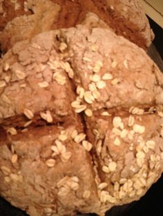 Rachel's Traditional Irish Soda Bread  I made this for an Irish food story featuring Rachel, and her recipe is awesome.  Serve hot with Kerrygold butter and a good marmalade.  Mmmmm!