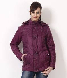 40d77bb354c96 Buy Women Nylon Hooded Jacket At Rs 1490 Lowest Online price From Snapdeal  B2G1 Offer.