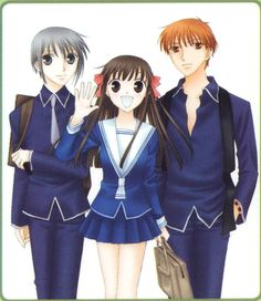 Fruits Basket Is It Just Me Or Does Kyo Look So Much More Mature In The Manga Than Anime