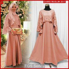 PIN JUAL  Baju Murah Online Model FGS05 Gamis Manole Model Gamis Remaja  BMGShop Murah Siap 89a7f89fb5