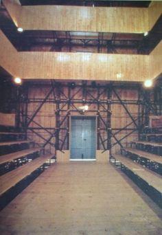 Aldo Rossi, Teatro del Mondo, 1979.