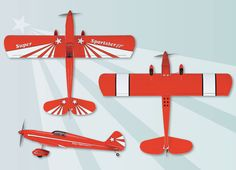 color schemes for rc airplanes - Поиск в Google