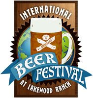 3rd Annual International Beer Fest October 26 on Lakewood Ranch Main Street - 5:00 pm. Beer sampling, food from local restaurants, live entertainment, and a Halloween costume contest. Benefits the Humane Society of Manatee County. Tickets $25 - 65   941.757.1548   lakewoodranch.com