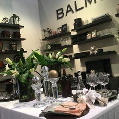 Balmuir at Maison & Objet in Paris. www.balmuir.com