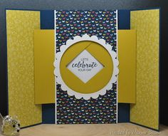 Stamping From The Heart: Shutter Card