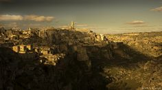The Sassi and the Park of the Rupestrian Churches of Matera,Italy,Sony Global - α CLOCK: WORLD TIME, CAPTURED BY α