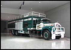 Buntines Roadway truck