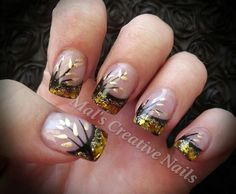 Gold Glamour