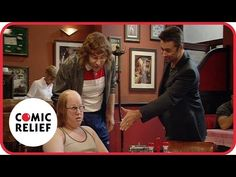 Little Britain meets George Michael | Comic Relief - YouTube