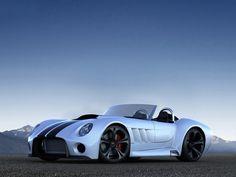 3d concept king cobra - King Cobra 427 concept by dessga #drool