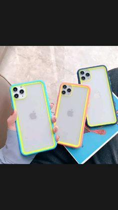 Candy Color Bumper iPhone Case