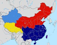 Chinese Civil War Alternate History, Civilization, Devil, Chinese, War, Animals, Image, Animales, Animaux