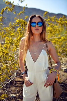 Kayture - Loving gold at Coachella