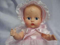 VOGUE Ginnette Painted Eye Doll 1956 BEAUTY