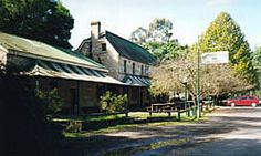 Settlers Arms Inn, St Albans A lovely old bar, country-style food and accommodation available