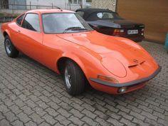 Opel GT -A 1100