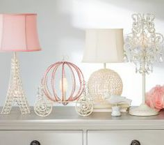1000 Images About Nursery Lamps For Girls On Pinterest