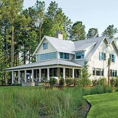 Southern Living 2014 Idea House Palmetto Bluffton SC